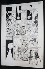 New Titans #51 p.9 - LA - Wonder Girl Donna Troy Origin '89 art by George Perez