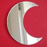 Moon Acrylic Mirror (Several Sizes Available)