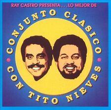 rare CD salsa CONJUNTO CLASICO Los Rodriguez SOMOS IGUALES solitario SEÑORA LEY
