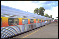 512054 The Ghan A Famous Train In Australia A4 Photo Print