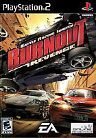 Burnout: Revenge Greatest Hits(Sony PlayStation 2, 2005) Complete with Manual