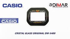 VINTAGE GLASS CASIO DW-5400 NOS