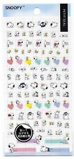 Peanuts Snoopy Stickers Petit Seal Blue
