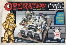 Operation Star Wars Edition R2-D2 Realistic Sound Effects 100% Complete