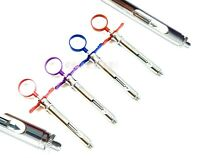 German Dental Anesthetic Self Aspirating Syringes 1.8ml Auto Passive Syringe