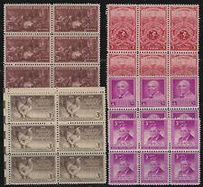 KStamps Lot C331 (5) Blocks of 6 Stamps  MNH OG
