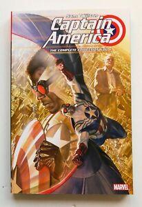 Captain America Sam Wilson Vol. 1 Complete Coll Marvel Graphic Novel Comic Book