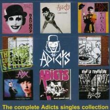Adicts - Complete Adicts Singles Collec (NEW CD)