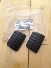 Nissan Navara D22,brake And Clutch Pedal Rubbers,new Genuine Parts.