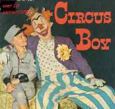 CIRCUS BOY 1956 SERIES COMPLETE 10 DVDS  MICKEY DOLENZ(MONKEES) AND NOAH BERRY