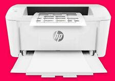 NEW HP LaserJet Pro M15W Monochrome Printer with Free toner