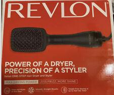Revlon Pro Collection Salon One Step Hair Dryer & Styler, Paddle Brush RVDR5212