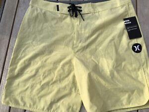 """Hurley Phantom Board Shorts-BNWT-32""""W x18""""L"""