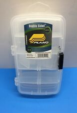 Plano Fishing Tackle Box Small Double-Sided Utility Box. Great For Rattlers!