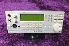 YAMAHA MU-128 XG Sound Module/MU128,Motif,VL,WX,PLG,A2b from Japan 20160419