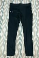 Under Armour ColdGear Reactor Mens UA Running Compression Tights Blk -Choose Sz-