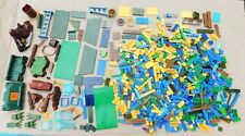 Assorted Construction Building Blocks Bricks. Mega Bloks + Others 1.440 Kilo.