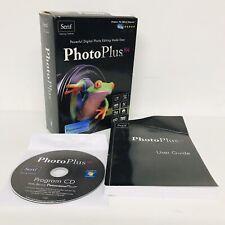 Serif Kodak X4 Disco-edición de fotografías/editor panorama Plus