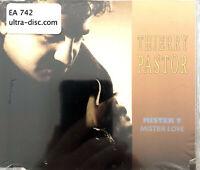 Thierry Pastor Maxi CD Mister T, Mister Love - France (M/M - Scellé)