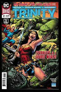 Trinity  #17 - DC Comics / 2018