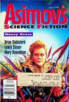 Vtg Isaac Asimov's Science Fiction Magazine July 1993 Nancy Kress m750