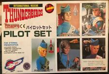 THUNDERBIRDS PILOT SET VINTAGE PLASTIC MODEL KIT IMAI GERRY ANDERSON
