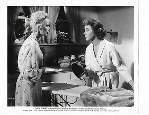 8 x 10 Original Photo Oscar Winner Susan Hayward In Back Street 1961