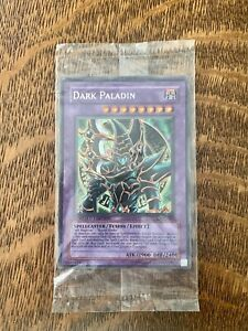 Dark Paladin ~ DMG-001 ~ Secret Rare ~ Duel Master's Guide Promo Card ~ Sealed