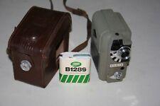 EUMIG Electric 8 Caméra Circa 1957