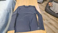New listing Surf Style Sun UV Protection 60+ Gray Men's Long Sleeve XL T-Shirt.  great shape