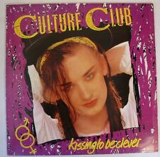 CULTURE CLUB (LP 33T)  KISSING TO BE CLEVER