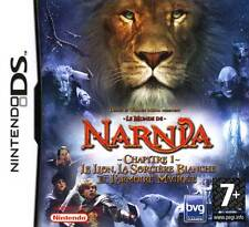 Le monde de NARNIA Jeu Nintendo DS avec Boîte + notice complet