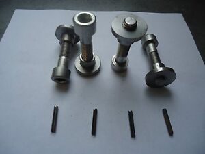 Quick Release Q/R Belhousing B/H Kit Ford RS 4 / 5 Speed Rally Race