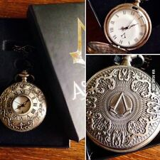 Reloj de bolsillo Assassins Creed sindicato Promo artículo de coleccionistas