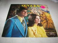 GUY & RALNA GIVE ME THAT OLD TIME RELIGION LP EX Ranwood R-8120 1973