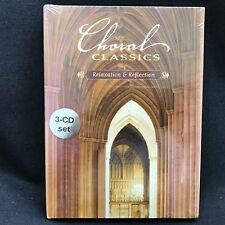 Choral Classics Relaxation And Reflection 3 CDs Set Collection Meditation Music