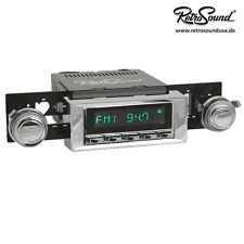 AMC SC RAMBLER, Car Radio Radio for Vintage car, RetroSound ZUMA, USB