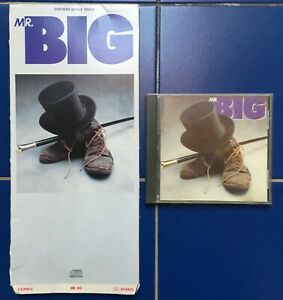 CD MR BIG 7819902 USA LONG BOX 1989