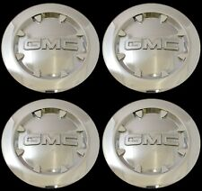 Set of Four (4) 2012 GMC Sierra 1500 Denali Chrome Center Caps Hubcaps 5304