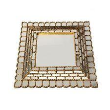 Antike Spiegel aus Gold