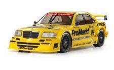 Tamiya 1 10 RC Promarkt-zakspeed Mercedes clase C DTM Tt-01e 47379