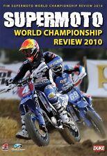 FIM Supermoto World Championship - Official review 2010 (New DVD) supermotard