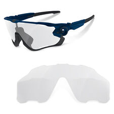 SURe Replacement Clear Lenses for Oakley Jawbreaker