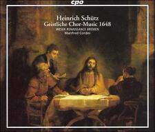 Schutz: Geistliche Chor-Music 1648, , New
