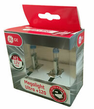 H1 GE MegaLight Ultra +120% P14,5s 12V 55W 2st. General Electric 50310NU