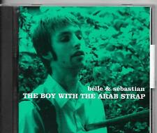 CD ALBUM 12 TITRES--BELLE & SEBASTIAN--THE BOY WITH THE ARAB STRAP--1998