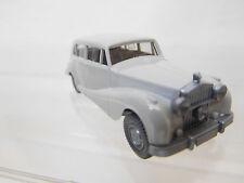 eso-3556Wiking 1:87 Rolls Royce Silver Wraith lichtgrau
