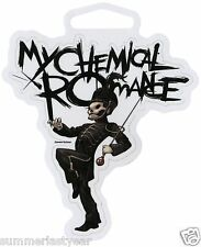 """MY CHEMICAL ROMANCE """"THE BLACK PARADE"""" VINYL FIGURAL STICKER FREE SHIPPING"""