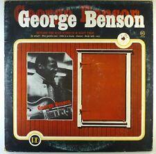 "12"" LP George Benson-Beyond the Blue Horizon/Body Talk-f322-RAR"