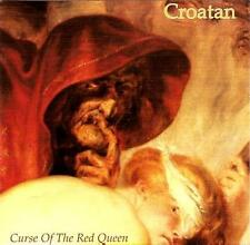 CROATAN Curse Of The Red Queen (CD 2001) *NEW* Hardcore Noise-Rock
